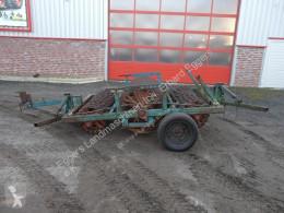 Aperos no accionados para trabajo del suelo Packer 1,60m Emplomado usado