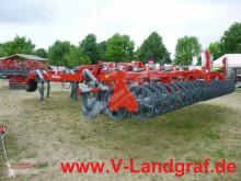 Ferramenta do solo não motorizado Charrua de gradar Unia Cross HP 6