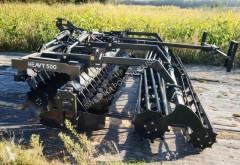 Aperos no accionados para trabajo del suelo Arado Agregat talerzowy, brona talerzowa typu Heavy/ Heavy type disc harrow, disc aggregate
