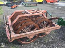 Aperos no accionados para trabajo del suelo Emplomado PERK 2,20 m - 15 Ringe