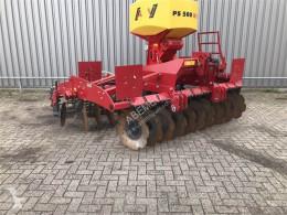 Aperos no accionados para trabajo del suelo Cover crop Tulip XL Schijveneg met APV zaaimachine