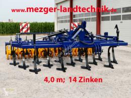 Aperos no accionados para trabajo del suelo Arado MG400 H Mulchgrubber