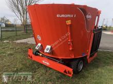 Distribución de forraje KUHN EuromixI870** Mezcladora usado