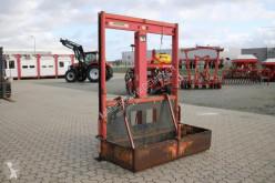 Dávkovanie krmiva Zariadenie na vyprázdnenie sila BVL - van Lengerich 170 DW