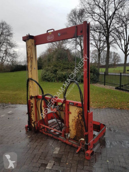 Vicon Silage Feeder - Straw Blower kuilvoersnijder