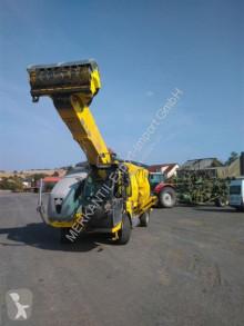 Distribución de forraje Mezcladora Sgariboldi Gulliver 5014 Farm