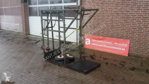 Distribution de fourrage Wopa behandelbox neuf