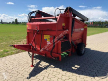 Trioliet UKW 5000 used Silage Feeder - Straw Blower