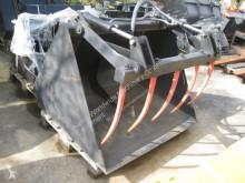 Distribución de forraje Pala desensiladora Giant Gitterschaufel Niederhalter SWE 1200MM-678L