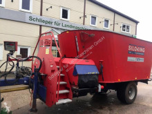 Foderdistribution Siloking Duo 14 T