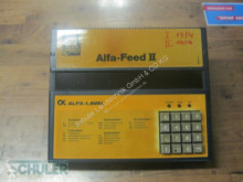 Distribution de fourrage Alfa Laval Feed II Fütterungsrechner