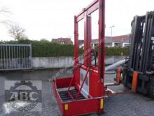 BVL TOPSTAR 195 DW Fodder distribution used