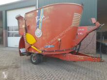 Distribución de forraje Mezcladora Peecon mengwagen 12 kuub