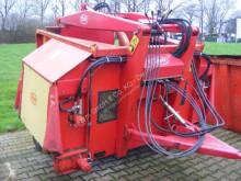 توزيع الأعلاف آلة تفريغ صوامع الغلال Kverneland