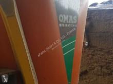 Distribución de forraje Mezcladora Omas