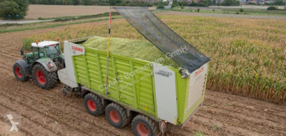 Distribution de fourrage Claas Quick-Cover ED 850 XL