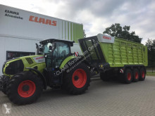 Claas CARGOS 750 TREND Tridem Fodder distribution used