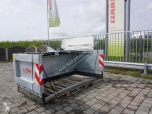 Distribución de forraje Fliegl Räum- und Schiebeschild Maxi Pala desensiladora nuevo