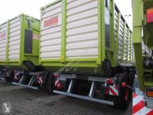 Remolque agrícola remolque con descarga por empuje RADIUM 250 S