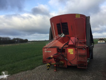 Trioliet Triomix 1200 used Mixer feeder bucket