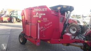 Distribución de forraje Mezcladora Trioliet GIGANT 700