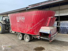 Siloking Trailed line Duo 24 Tandem Blandare begagnad