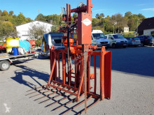 Kuhn Mixer feeder bucket Blockschneider