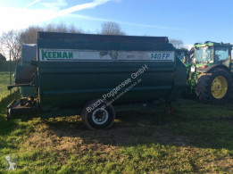 Distribución de forraje Mezcladora Keenan 140 FP