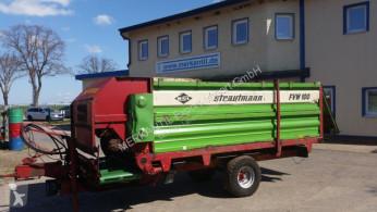 Remorque distributrice Strautmann FVW 100