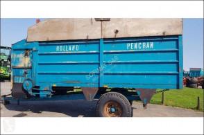 Distribución de forraje Rolland DAV 10 Remolque distribuidor usado