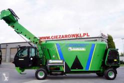 Faresin-Haulotte TMRVL 2600, feed wagon Remorque distributrice occasion