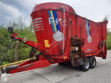 Mikser Peecon vml 240 voermengwagen met laadkl