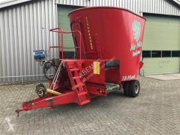 Distribución de forraje Airmix 13 m3 mengwagen Mezcladora usado