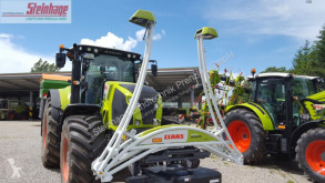 Claas Crop Sensor ISARIA connectivity used console