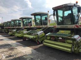 Ensilaje Ensiladora automotriz John Deere Claas New Holland Gebruikte Hakselaar's