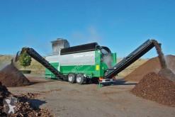 Britadeira, reciclagem trituração Komptech Cribus 3800