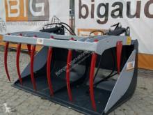 Dregganker Krokodilschaufel 210 cm passend zu Euro Aufnahme