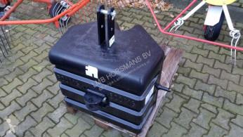 Equipos Otro equipamiento / frontgewicht FP PAC 600 kg Frans Pateer gewichtenblok