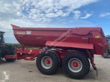 Remolque agrícola benne TP Halfpipe HP 20 Carrier - Miet mich!