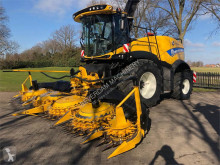 New Holland FR 650 used Self-propelled silage harvester