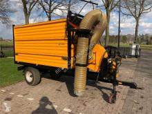 Zonas verdes KWH 570 zuigwagen soplador de hojarasca usada