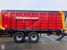Distribución de forraje Schuitemaker Siwa 720 Remolque distribuidor usado