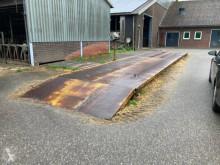 Équipements Veenhuis Weegbrug 30 ton occasion