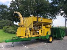 Maşină de însilozat tractată Geringhoff CCM molen