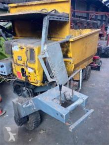 Materiel til dyreavl Boxen instrooiwagen andet materiel til husdyrhold brugt