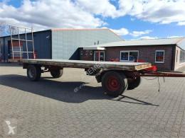 Remolque agrícola caja abierta portamaterial Landbouw aanhangwagen 8,5 mtr
