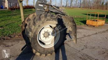 Räder/Achsen VSS Cappon vznwl dubbele frontrol