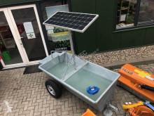 Material de ganadería otro material de ganadería Drinkbak op wielen 900 ltr., 100 Watt zonnepaneel