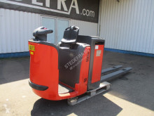Pallet truck Linde N20 , Stand UP Electric Pallet Jack tweedehands