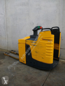 Used stand-on pallet truck Jungheinrich ERE 225 PF